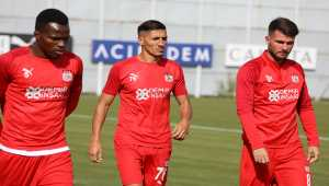 Sivasspor'da Maccabi Tel-Aviv mesaisi başladı
