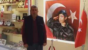 15 Temmuz şehidi Cennet Yiğit'in babası Yahya Yiğit, Akıncı Üssü davası kararını değerlendirdi: