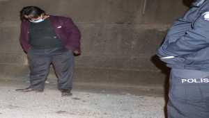 Adana'da sokağa çıkma kısıtlamasına uymayan alkollü sürücü kovalamaca sonucu yakalandı