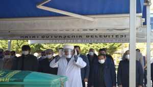 AK Parti Hatay İl Başkan Yardımcısı Doğan, son yolculuğuna uğurlandı