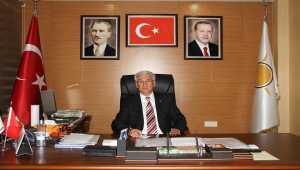 AK Parti Hatay İl Başkanı Mehmet Yeloğlu Kovid-19'a yakalandı