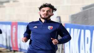 Ankaraspor'un genç oyuncusu Halil İbrahim Esen: