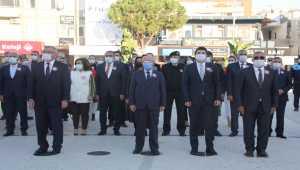 Antalya ve ilçelerinde Öğretmenler Günü kutlandı