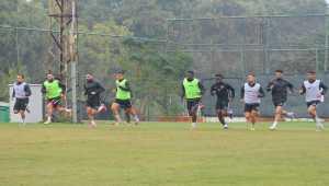 Atakaş Hatayspor, Galatasaray maçı hazırlıklarına başladı