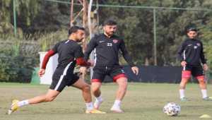 Atakaş Hatayspor, Karacabey Belediyespor maçı hazırlıklarını tamamladı