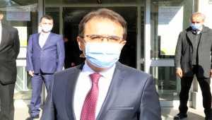 Çankırı Valisi Ayaz'dan Kovid-19 vakalarına ilişkin açıklama: