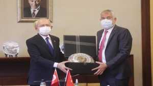CHP Genel Başkanı Kılıçdaroğlu Adana'da esnafla buluştu: (2)