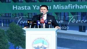 Erciyes Üniversitesinin Kovid-19 aşı adayının ilk doz uygulamasında sayı 44 oldu