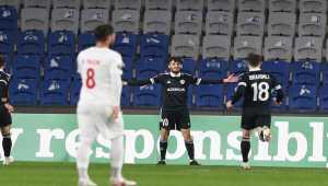Karabağ 1-1 Demir Grup Sivasspor