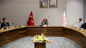 Kapadokya Alan Başkanlığında 6'ncı çalışma grubu oluşturulacak