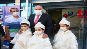 Keçiören'de ihtiyaç sahibi 1.300 çocuk sünnet edildi