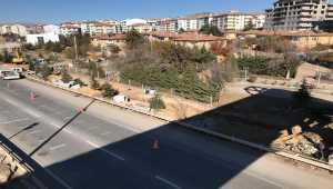 Kırıkkale'de doğal gaz borusu patladı