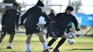 Konyaspor'da Aytemiz Alanyaspor maçı hazırlıkları