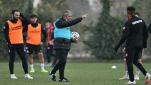 Konyaspor kupa mesaisine başladı