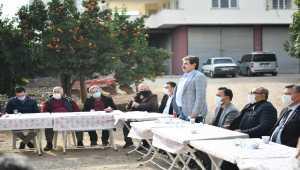 MHP Adana Milletvekili Varlı ve İl Başkanı Avcı ziyaretlerle sorunları dinledi