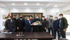 Öğrencileri Seydişehir Belediye Başkanı Tutal'ı unutmadı