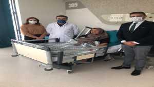 Rektum kanseri hastası Iraklı, Sivas'ta şifa buldu