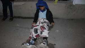 Adana'da bıçaklı kavgada bir çocuk yaralandı