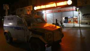 Adana'da sokağa çıkma kısıtlamasına uymayan kişi kovalamacayla yakalandı