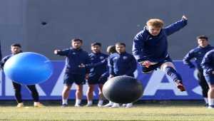 Ankaraspor, Altay maçının hazırlıklarını sürdürdü
