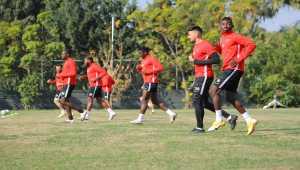 Atakaş Hatayspor, Galatasaray maçının hazırlıklarını tamamladı