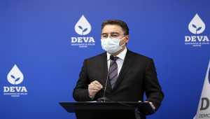 DEVA Partisi Genel Başkanı Babacan, sağlık meslek örgütlerinin temsilcilerini kabul etti: