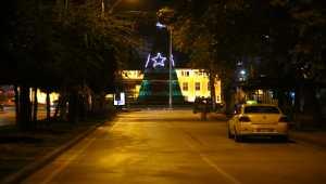 Doğu Akdeniz'de cadde ve sokaklar sessizliğe büründü