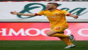 Göztepe Kayserispor 1-2