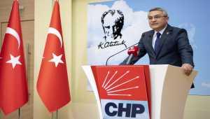 Salıcı'dan CHP'deki taciz iddialarına ilişkin açıklama