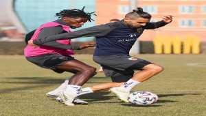 Kayserispor'da, Göztepe maçı hazırlıkları devam ediyor