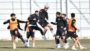 Konyaspor'da Büyükşehir Belediye Erzurumspor maçı hazırlıkları