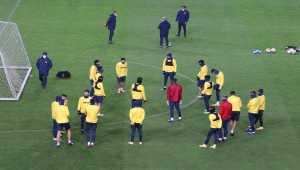 Villarreal, Demir Grup Sivasspor maçı hazırlıklarını tamamladı