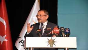 AK Parti Genel Başkan Yardımcısı Usta:
