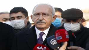 CHP Genel Başkanı Kılıçdaroğlu, Kırşehir'de gazetecilerin sorularını cevapladı: