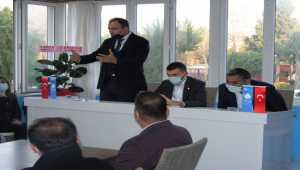 DEVA Parti Genel Başkan Yardımcısı Babaoğlan, Mersin'de