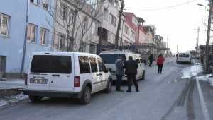 Kayseri'de silahlı kavgada bir kişi yaralandı