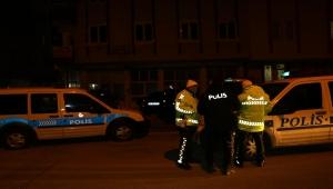 Kayseri'de sokağa çıkma kısıtlamasını ihlal eden şüpheli uyuşturucuyla yakalandı