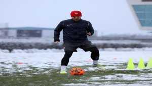 Kayserispor Başakşehir maçına hazır