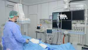 Bir yılda 1094 kalp hastasına müdahale edildi