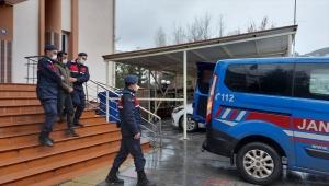 Kızılcahamam'da 3 ayrı evden hırsızlık yapan zanlı tutuklandı