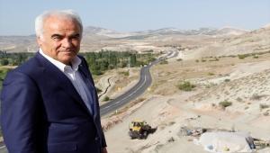 Nallıhan'da yapılacak 28 kilometrelik yolun ihalesi gerçekleştirildi