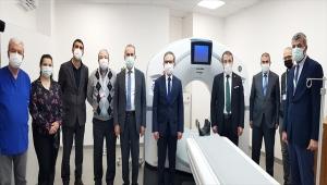 Sivas Cumhuriyet Üniversitesi yeni tomografi cihazına kavuştu