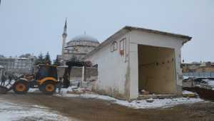 Yozgat'ta Çapanoğlu Camisi Çevre Düzenleme Projesi başlıyor