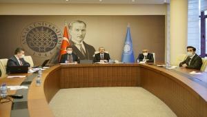 Ankara Üniversitesi ile Ağrı İbrahim Çeçen Üniversitesi