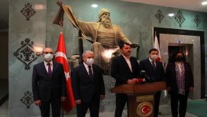 Çevre ve Şehircilik Bakanı Kurum, Kırşehir'de İl Koordinasyon Toplantısı'nda konuştu: