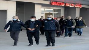 Eskişehir ve Şırnak'ta eski HDP'li yöneticilerin aralarında olduğu 4 şüpheli gözaltına alındı
