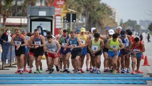 Spor Toto Uluslararası Türkiye Yürüyüş Şampiyonası sona erdi