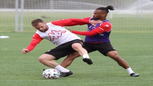 Antalyaspor, Hatayspor maçına hazır