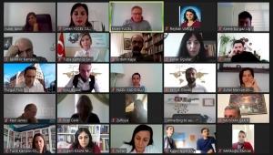 BAU Global Eğitim Semineri çevrim içi düzenlendi