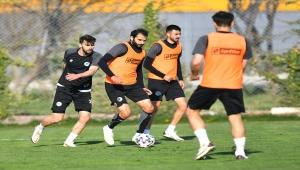 Konyaspor, Hatayspor maçının hazırlıklarına başladı